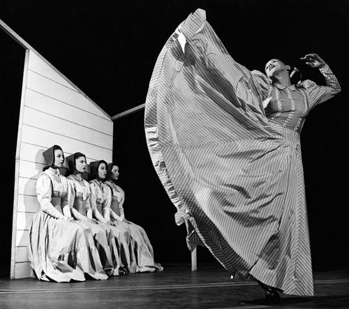 Thumbnail for Dancer and Designer: Martha Graham + Isamu Noguchi