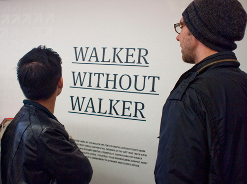 Thumbnail for Wider White Space, Walker Without Walker (Part 2)