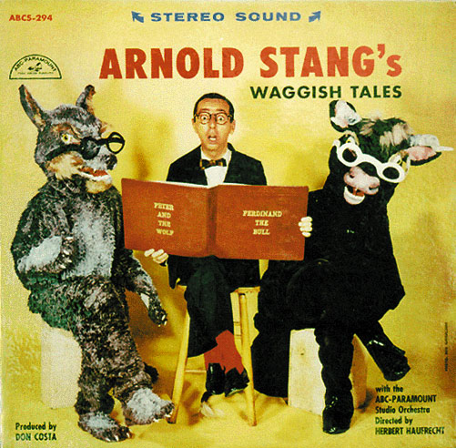 Thumbnail for Arnold Stang, What a Chunk