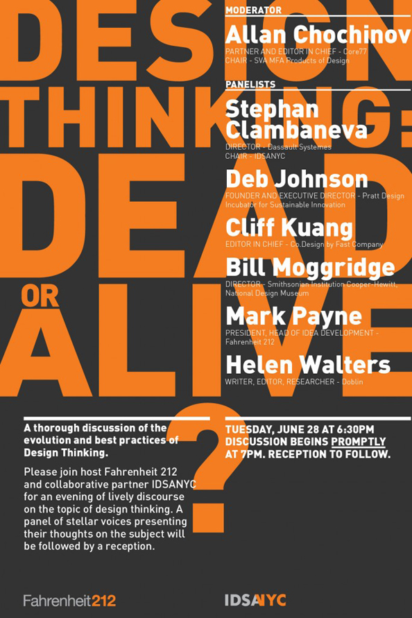 Thumbnail for Design Thinking: Dead or Alive?