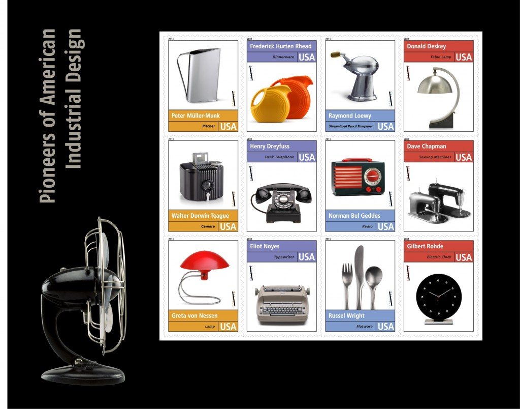 Thumbnail for Lick'em Stick'em Mail 'em: Industrial Icons