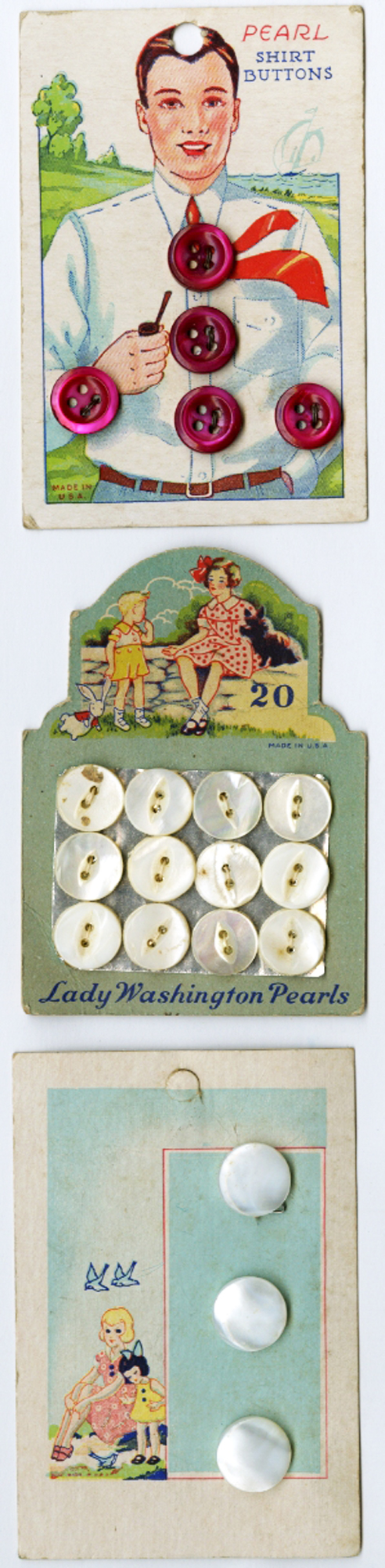 Thumbnail for Pearl Buttons and the American Dream