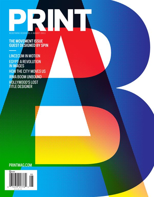 Print's August issue