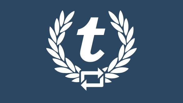 Thumbnail for Tumblr Surpasses WordPress, We Think