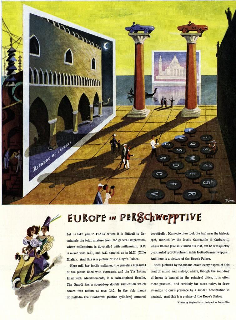 Thumbnail for Schweppshire's Absurd Brand Narrative