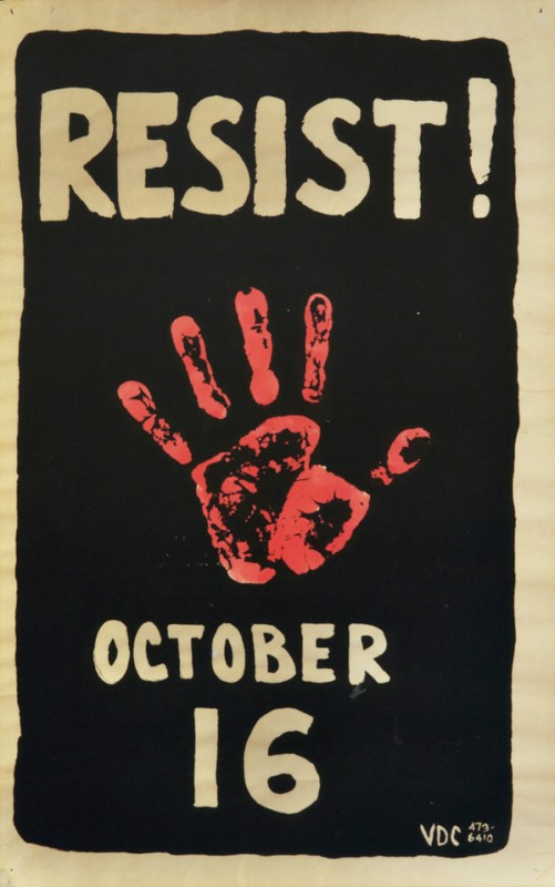 Thumbnail for 2:01 PST. Pre-Occupy Protest Poster Art