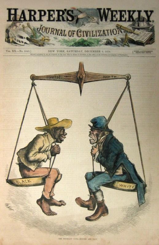 Thumbnail for Editorial Cartoonist Thomas Nast: Anti-Irish, Anti-Catholic Bigot?