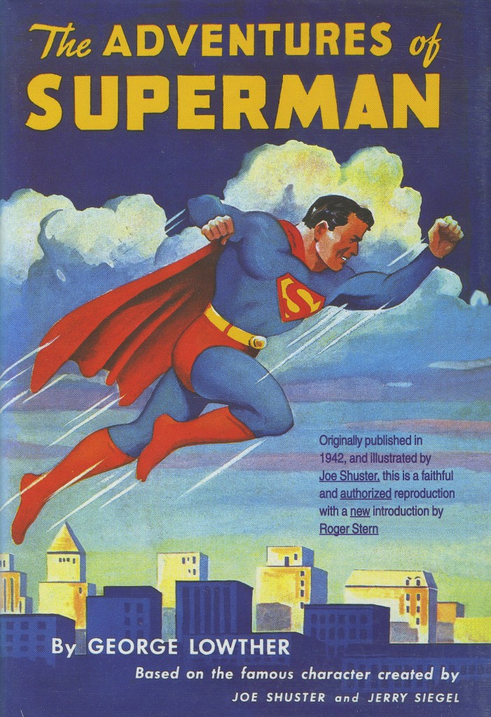 The Adventures of Superman cover 3
