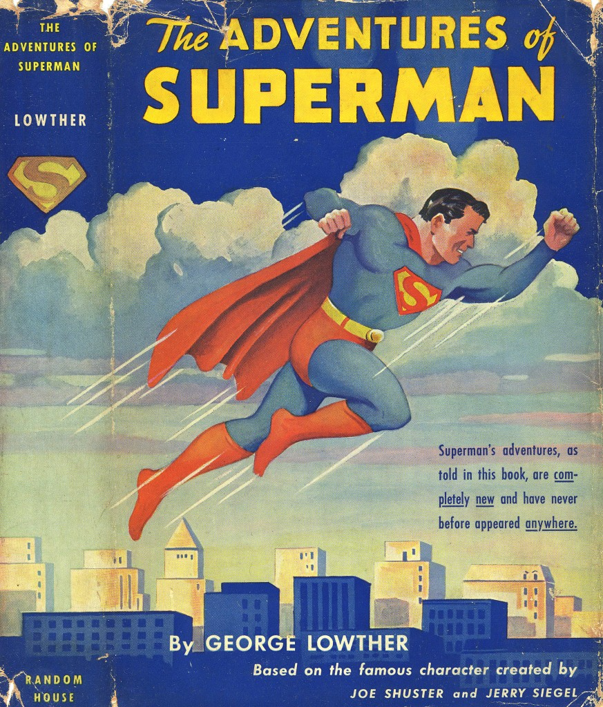 The Adventures of Superman cover 2