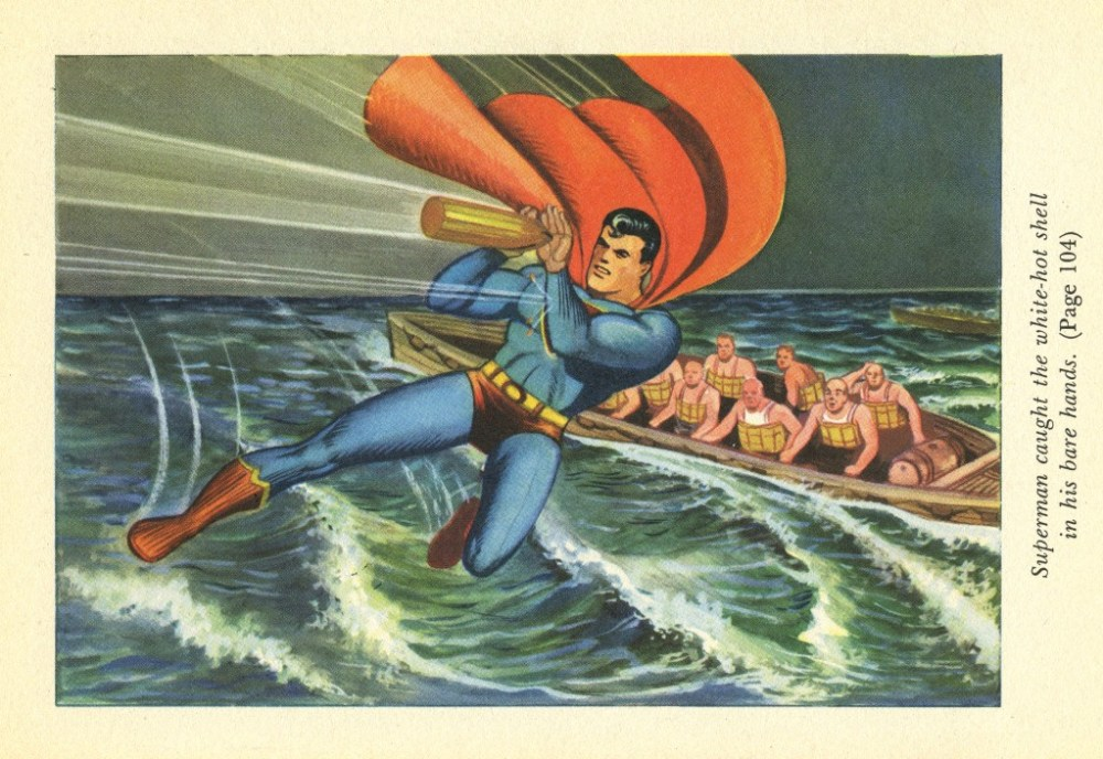 The Adventures of Superman at sea