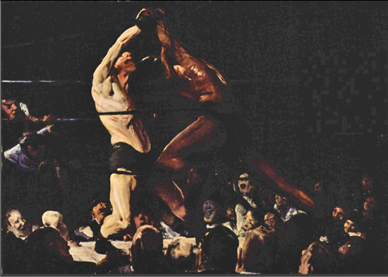 George Bellows boxing 2