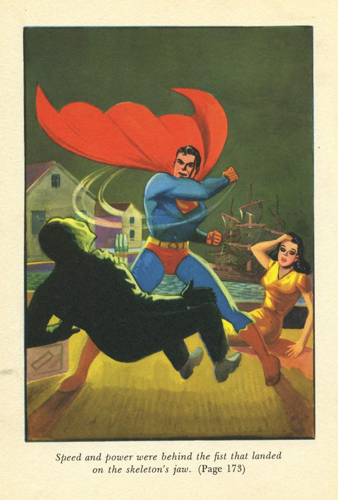 The Adventures of Superman punch