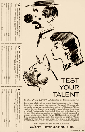 test your talent