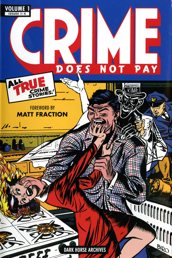 Thumbnail for Crime Must Pay Sometimes