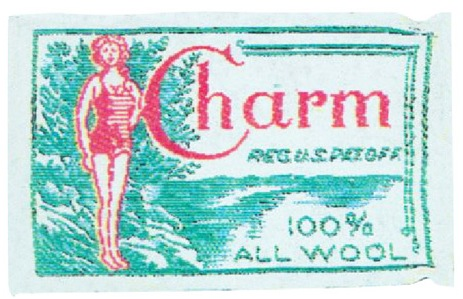 Thumbnail for Vintage Garment Labels: Candy for the Eye