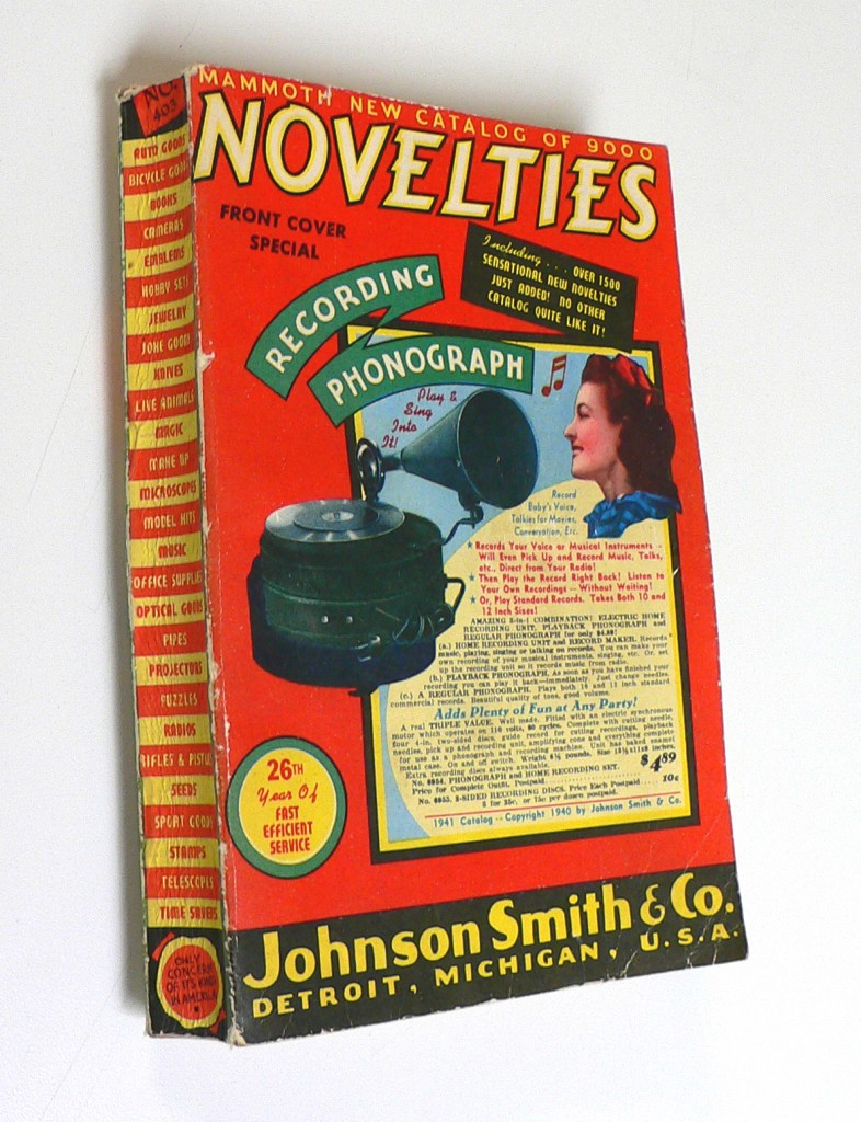 Thumbnail for Amazing X-Ray Glasses And 9000 Other Novelties – Johnson Smith & Co.