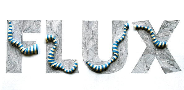Experimental research in sculptural typography, 2008-2011