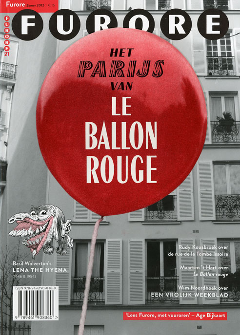 Thumbnail for The Ubiquitously Red Balloon