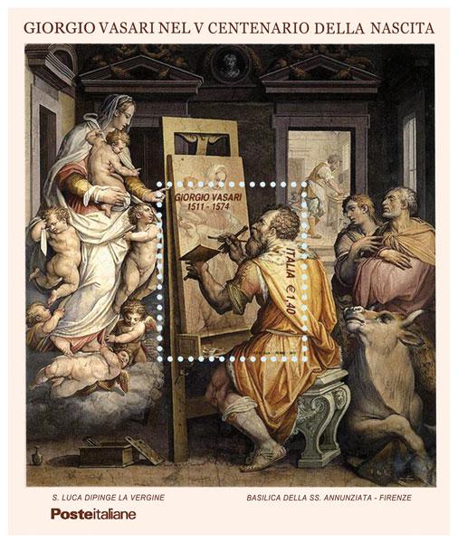 Thumbnail for Giorgio Vasari Commemorated