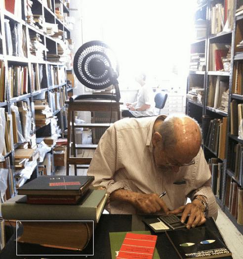 Thumbnail for Farewell, Irving Oaklander, Bookseller