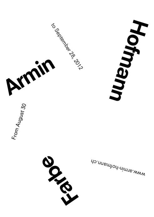 Thumbnail for Armin Hofmann in Color