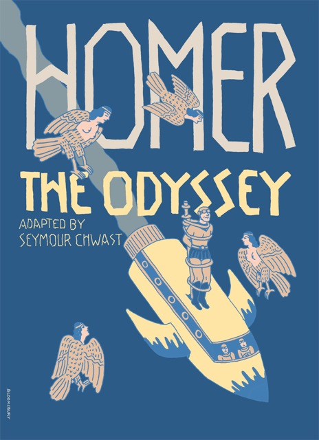 Thumbnail for Homer, Chwast, and The Odyssey