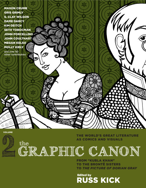 Thumbnail for The Graphic Canon: An Anthology to Read and Look At