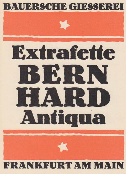 Thumbnail for My Favorite Bernhard