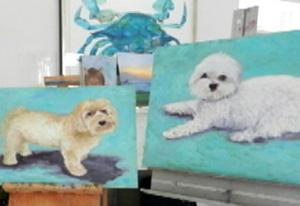 "Thumbnail for Weekend Heller: Bush's Paintings, Sutnar's  Comics, Harris's ""I Love Your Work"" Video"