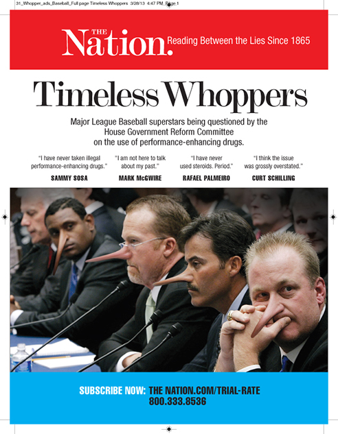 Full page Timeless Whoppers