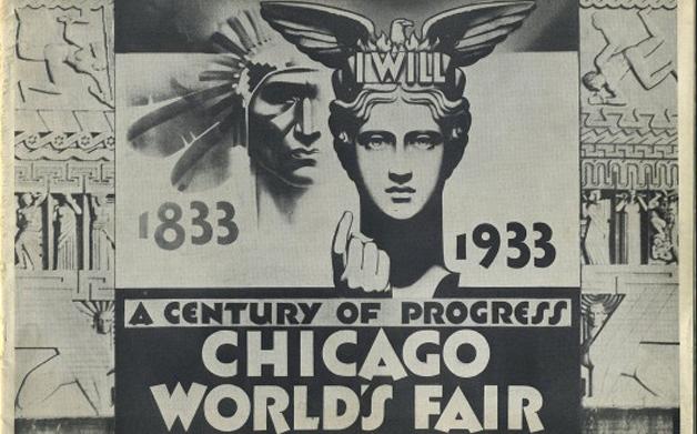 Thumbnail for Chicago World's Fair Memorabilia: A Century Of Progress, 1933-34