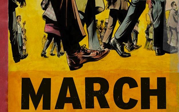 Thumbnail for Civil Rights History as Graphic Novel