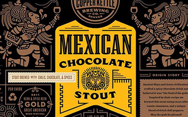 Thumbnail for Image of the Day, 08/23/13: Stout Packaging Design