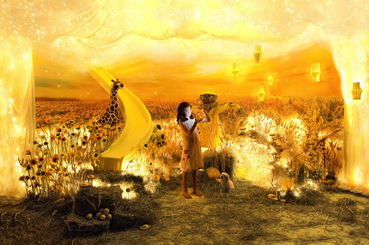 """""""The Color Project"""" by Adrien Broom: http://www.adrienbroom.com/"""