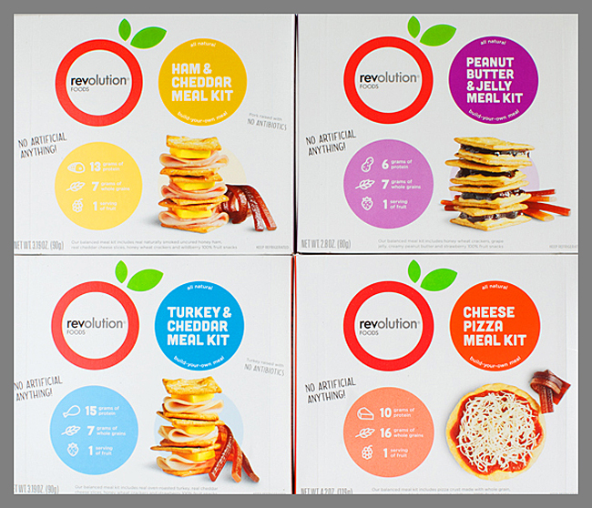 The RevFoods Meal Kits product line