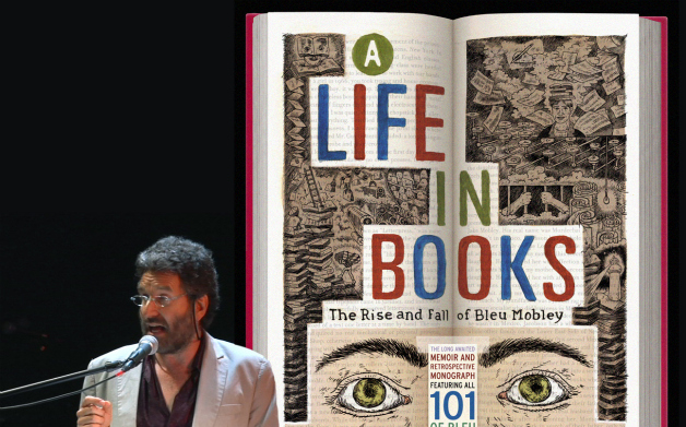 Thumbnail for A Life in Books: A Typography and Design Tour de Force
