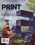 Thumbnail for Print's June 2014 Issue