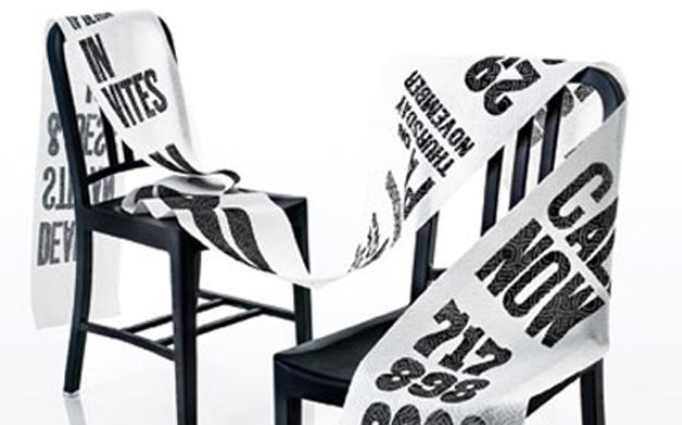 Thumbnail for 05/15/14: Sagmeister & Walsh invitation design