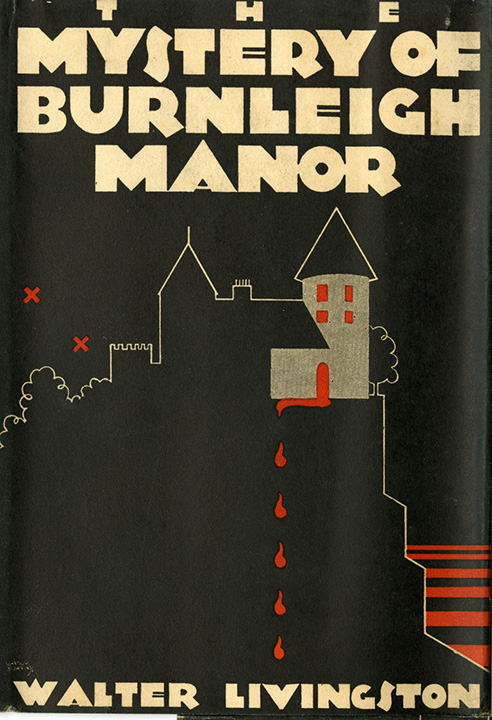 mystery book covers