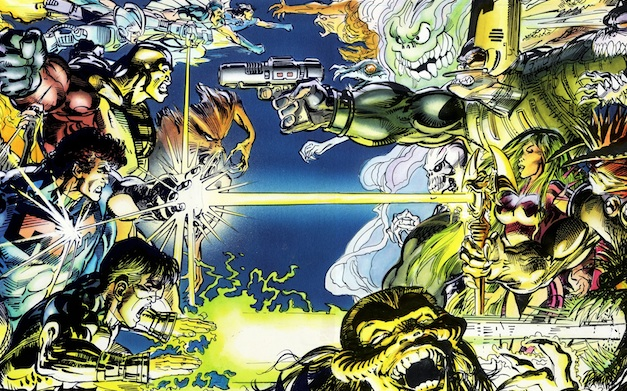 Thumbnail for Stubborn, Aggressive, Positive: An Interview With Neal Adams
