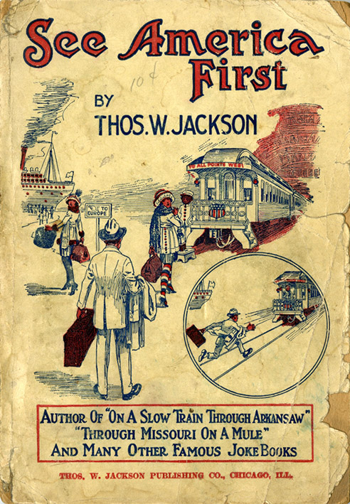 See America First by Thomas W. Jackson
