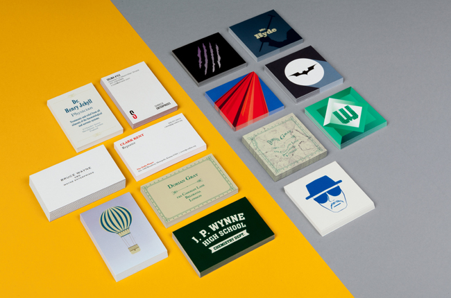 Thumbnail for Design Inspiration: 10 Business Card designs