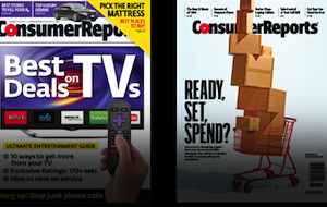 Thumbnail for Redesigning the Venerable Consumer Reports