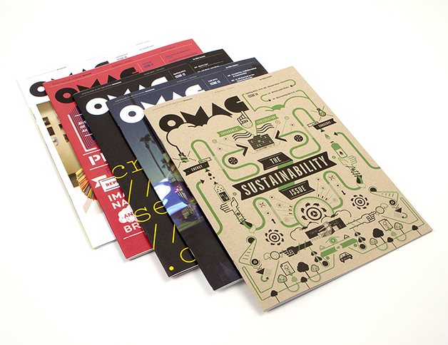 OMAG_Covers1; magazine covers