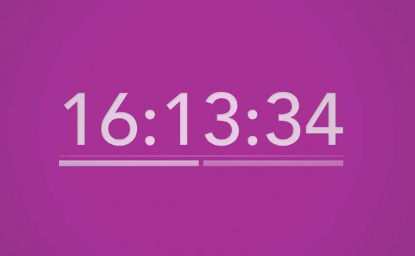 ColourColor.co.uk: time rendered as hexidecimal color. Color and data of a more literal sort.