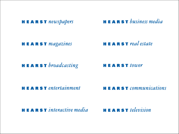 HEARST divisions