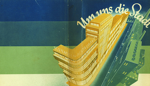 Thumbnail for Germany's Golden Age of Book Cover Design