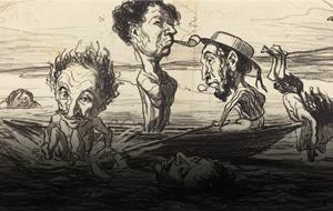 Thumbnail for Honoré Daumier: The Michelangelo of Caricature