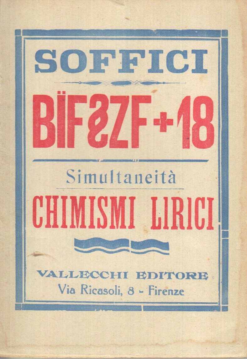 Soffici cover