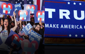 Thumbnail for Trump vs. Clinton: A Designer's Perspective on 2016 Election Logos